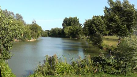 Homestead Lake Country Park in Essex boasts stunning views and their 2-acre fishing lake is the perfect spot to relax.