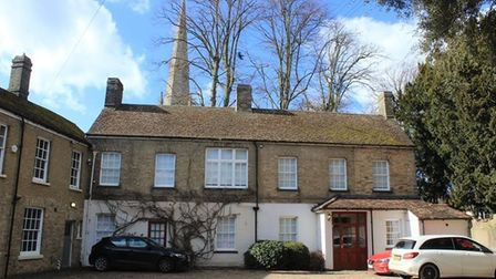 Historic former St Ives' grammar school site to become houses.