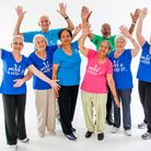 Move It Or Lose It Sidmouth fitness class