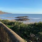Sidmouth, Christmas Day 2019