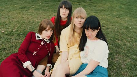 Los Bitchos the all-female party band who will perform at Sound City Ipswich