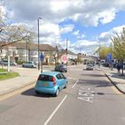 West Green Road, at the border with Green Lanes