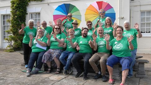 After 18 long months, Sing with Pride, Norwich's LGBT+ choir are back!