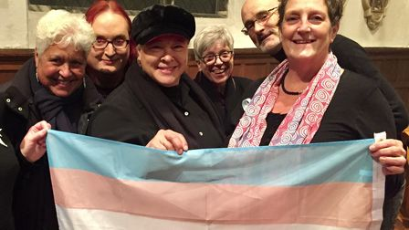 The choir will be performing at the next trans remembrance day in Norwich.