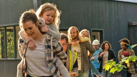 Herself will be shown at the Curzon