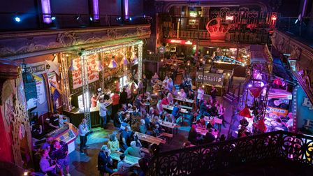 The Empire, in Great Yarmouth, reopened in Julythis yearand owner Jack Jay said the response has been incredible.