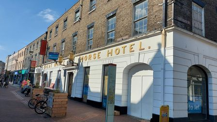 Great White Horse Hotel
