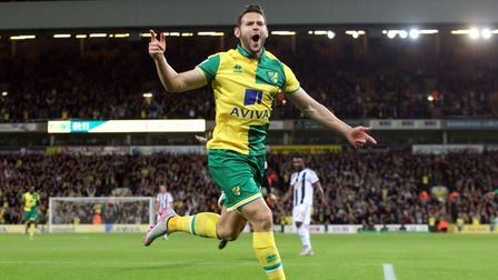 Matt Jarvis has urged Norwich City to 'keep the faith' in their quest for survival. Picture: Paul Ch