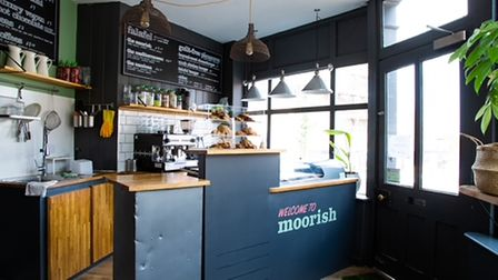 Moorish Park Lane cafe in the Golden Triangle opened on Monday and has proved a hit