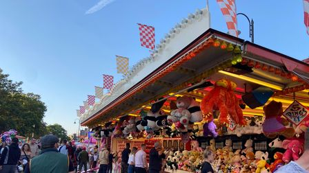 Did anyone manage to get their hands on a cuddly toy at Stevenage Charter Fair?