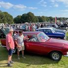Classics on the Common returned to Harpenden yesterday for the 27th year.