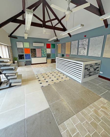 Natural Stone Consulting Wick Showroom