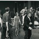 L0538 dancing to the Rhumhound Complex at the UEA Archant pic 1960s