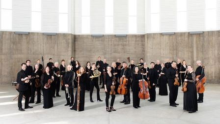 Academy of St Martin in the Fields will open the Cambridge Music Festival atWest Road Concert Hall.