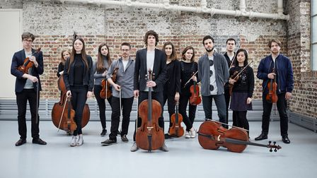 12 Ensemble will play the music of classically-trained composerMax Richter as part of Cambridge Music Festival
