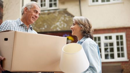 Downsizing when you're a little older might be a solution... or might not
