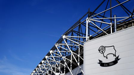A general view of Pride Park Stadium, home of Derby County. Picture date: Wednesday September 22, 20