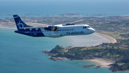 Blue Islands will run a twice-weekly flight from Norwich Airport to Jersey.