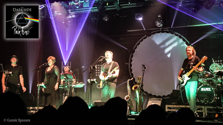 The Darkside of Pink Floyd appear at Babbacombe Theatre on October 16.