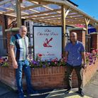 The Malta, in Harpenden's Lower Luton Road, has joined forces with the Cherry Tree offering Indian meals.