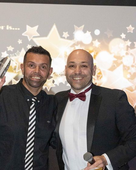 Partners in Support Staff Awards