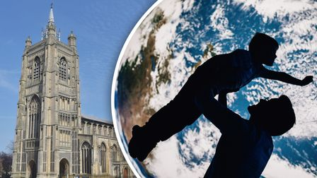 St Peter Mancroft is hosting Gaia, a 3D replica of the earth.