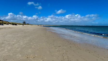 Studland voted the best naturist beach in the UK by naturists from around the world