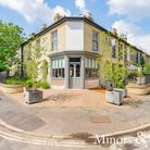 End terrace property with commercial space on Trory Street, Norwich, which is for sale