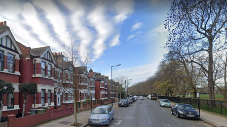 Rancliffe Road in East Ham.