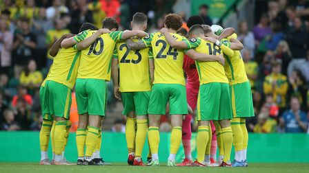 Norwich City players have to rediscover bouncebackability