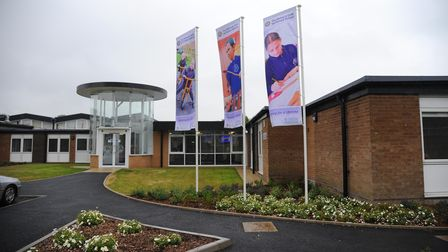 The new look Bishop's Primary School at Thetford after a £3.2m refurbishment. Picture: Denise Bradle