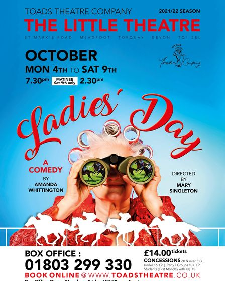 Ladies' Day at Little Theatre, Torquay