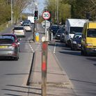 Traffic on major routes across Norfolk is heavy as people head out to enjoy the summer sun and warm
