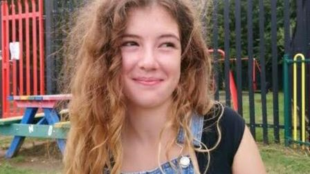 Emily Oakes-Buckingham, who died at the age of 13 earlier this year