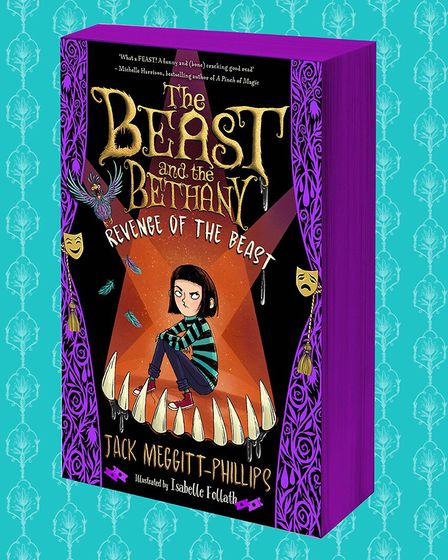 The Beast and The Bethany by Jack Meggitt-Phillips is published by Farshore