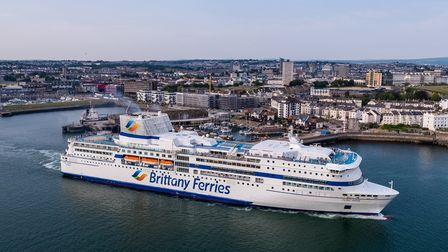 Brittany Ferries undated handout photo of their ship, Pont-Aven. Brittany Ferries has announced swee