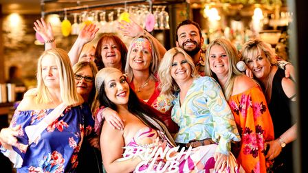 At the Abba bottomless brunch, a DJ will play the group's hits alongside 70s and 80s classics.