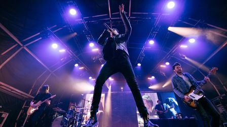 You Me At Six headlining Slam Dunk Festival South 2015 in Hatfield