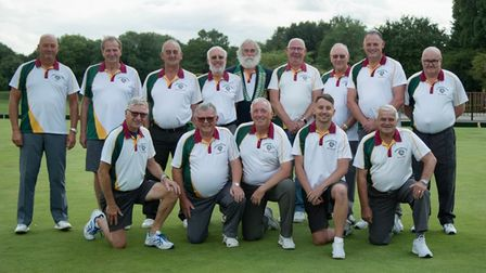 The Ramsey Mens' team, but the whole club has had a fantastic year.