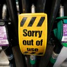Petrol pumps have run dry after days of panic buying.