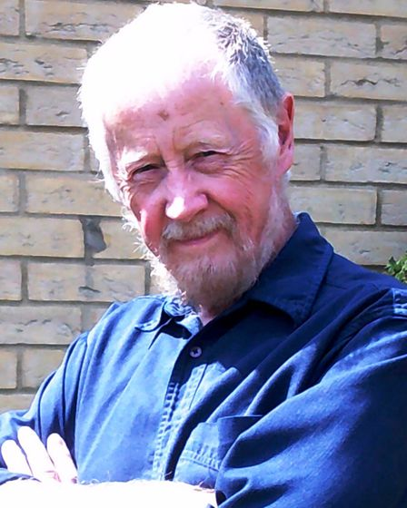 Wisbech author, Richard Humphries (pictured) is launching his new book 'Journal of our Plague Year 2020-2021' on October 1.