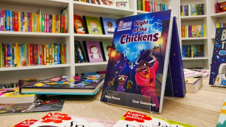 Hitchin's new and inclusive children's book shop, Next Page Books, stocks an array of diverse kids books