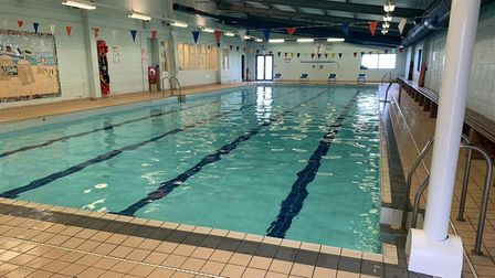 I visited Swim Torquay as part of our partnership efforts to help make PlainmoorCommunity Swimming Poolmore sustainable