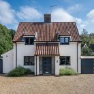 The four-bedroomed home at New Costessey