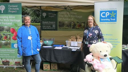 To officially launch the project, the trust will be holding an Apple Day festival in Wisbech Park