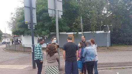 Residents call for Brent to stop controversial Neasden Underpass development