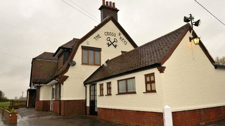 The Cross Keys in Henley is now under new management and is open for business.