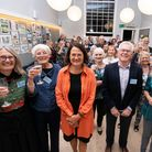 Highgate Society open evening to celebrate the recent refurbishment of their base at 10a South Grove