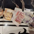 Cash found in the UK after dawn raid in Kingsbury discovered trafficked Romanian nationals