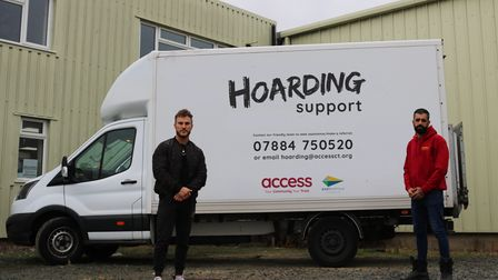 The Access Community Trust Hoarding Support Team Lowestoft